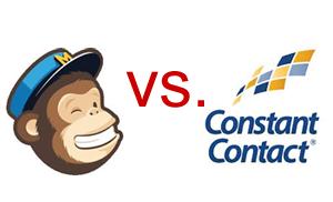 Mailchimp vs. Constant Contact